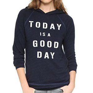 Sundry 'Today Is A Good Day' Hoodie